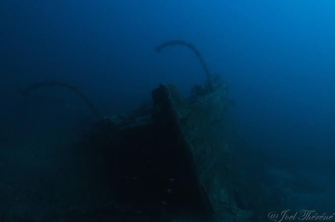 Plongée du 14 août 2014