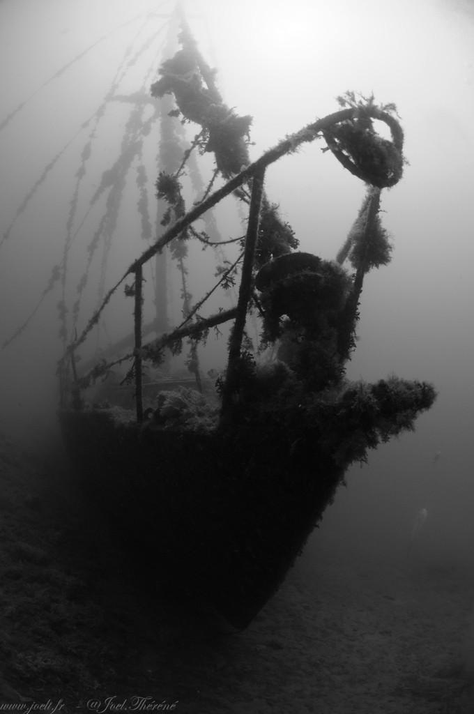 Plongée du 6 aout 2016 a la Ciotat sur le Ghost